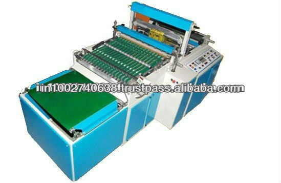 Best Quality HDPE Plastic Bag Making Machine