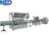Fully Automated Filling-Capping-Labeling Production Line