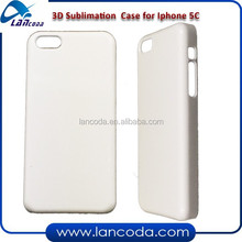 hot selling 3D sublimation phone case for iphone5c mobile phone cover,vacuum machine printing transfer