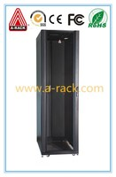 42U Server & Network Cabinet with sides, front and back
