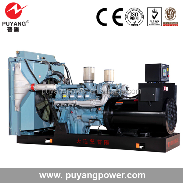 Strong power Man electric generator 500kva price