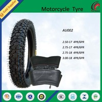 motorcycle tyre casing Buy new tires 3.00-17 2.75-18 3.00-18 4pr/6pr motorcycle tyre400-8 tire inner tubes with high quality