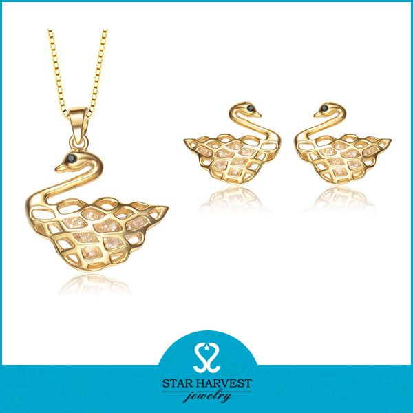 Gold Plated Silver 925 Silver Jewelry