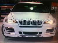 high-quality and first-class FRP grey primer bodykit of car part for BMW X6