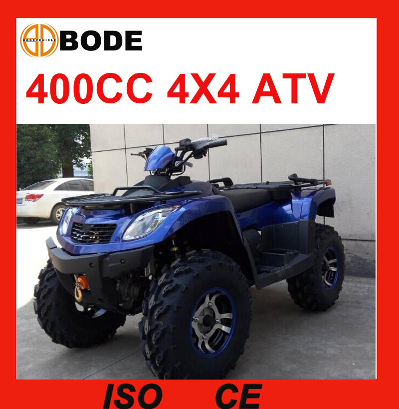 Top New 400cc Off Road 4x4 ATV Quad Bike