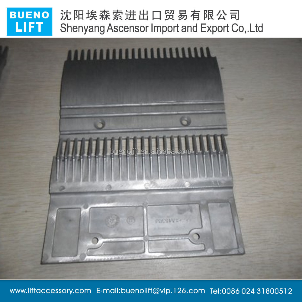 Escalator comb XAA453BJ