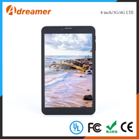 2016 Chinese OEM/ODM wholesale 8 inch easy touch LTE/4g /3g tablet pc