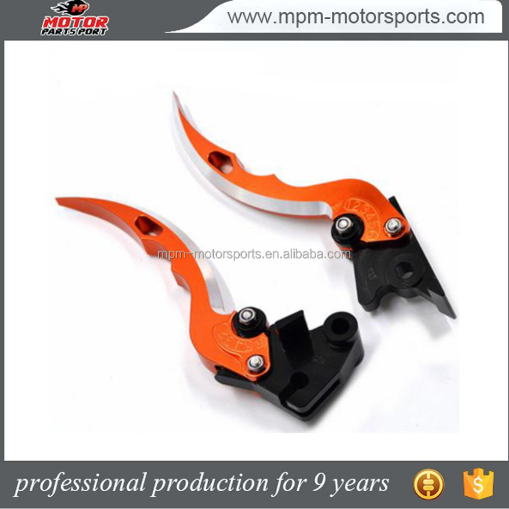 CNC Motorcycle Hand Brake Clutch Lever for Ktm Duke 200 Accessories