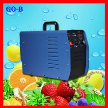 Household use food ozonizer to reduce pesticide, tap water ozone generator