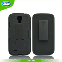 Experienced manufacturer full housing belt clip case for Samsung galaxy s4