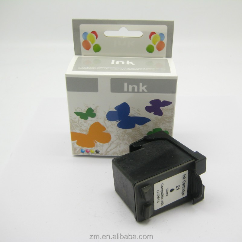 New technology 2005 ! wholesale refil ink cartridge 21 22 with chip