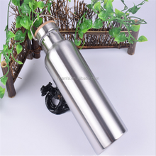 Outdoor stainless steel picnic water bottle/cycling drinking bottle