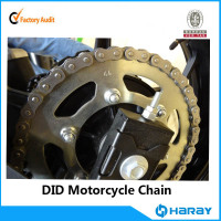 Chinese High Performance 428h motorcycle drive chain for HUNTER/MAX100