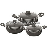 Aluminum Pressed Non-stick Dutch Oven
