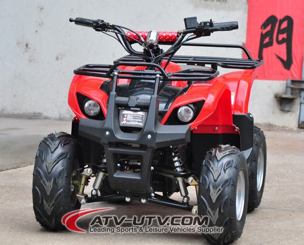 500W Electric ATV 500W Mini Buggy 500W 4 Wheeler Kids mini Electric ATV QWMOTO
