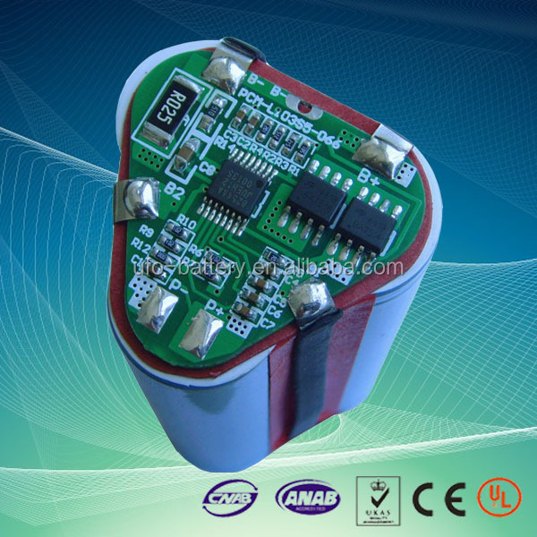 11.1v 3s 5A BMS and PCB for cylindrical lithium ion battery pack