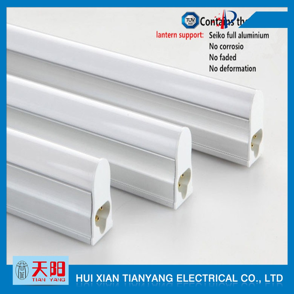 Cheapest price 360 degree energy saving 1200mm tube light LED T5 18w, chinese tube 18w, LED tube 18w