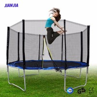 2016 Best selling outdoor folding used trampoline