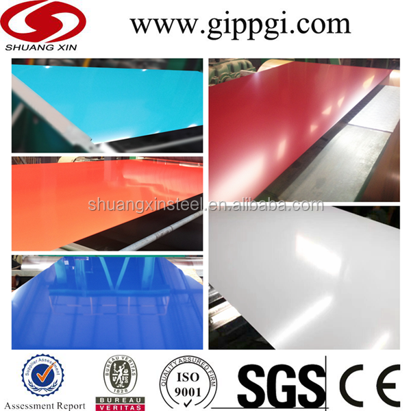 24 Hours Online Service Prime Prepainted Galvanized Steel Coil