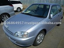 Second hand cars TOYOTA STARLET 1998