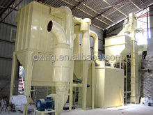 China gold supplier superfine ore grinding raymond pulverizer with ISO CE certificate