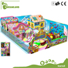 2015 new style mini soft plastic kids indoor playground for sale