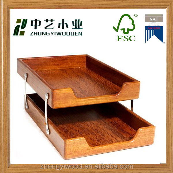 Trade assurance non-disposable 5 inch natural wood charger plate mdf wood plate sizes wedding