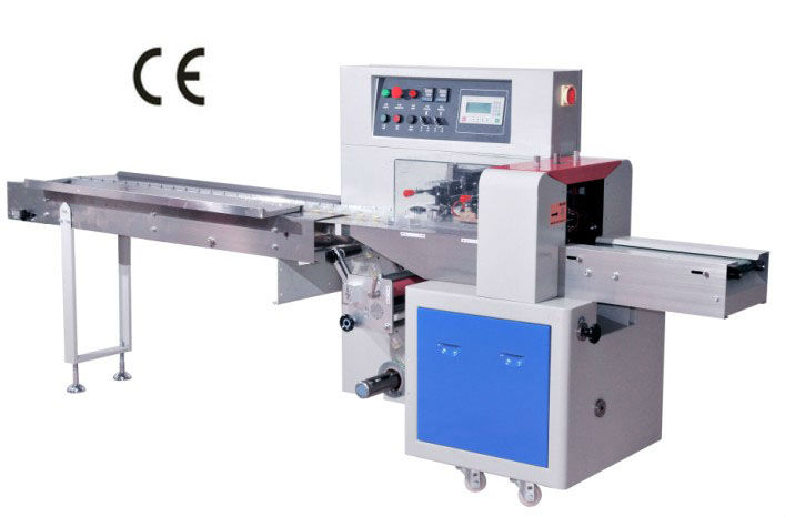 Automatic Turkish Delight Packing Machine