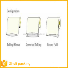PVC /PE shrink sleeve roll soft pvc film in china producer