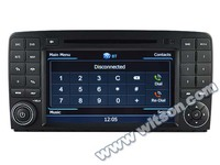 WITSON car dvd gps for MERCEDES-BENZ R320 WITH A8 CHIPSET 1080P V-20DISC WIFI 3G INTERNET DVR SUPPORT