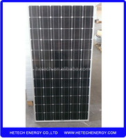China products monocrystalline 185w solar panel pakistan lahore