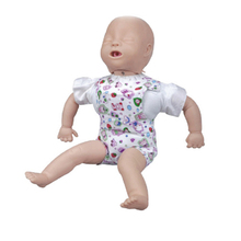 Medical teaching used on CPR training advanced infant neonate obstruction <strong>model</strong>