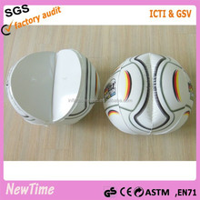 advertising inflatable three quarters ball custom shaped