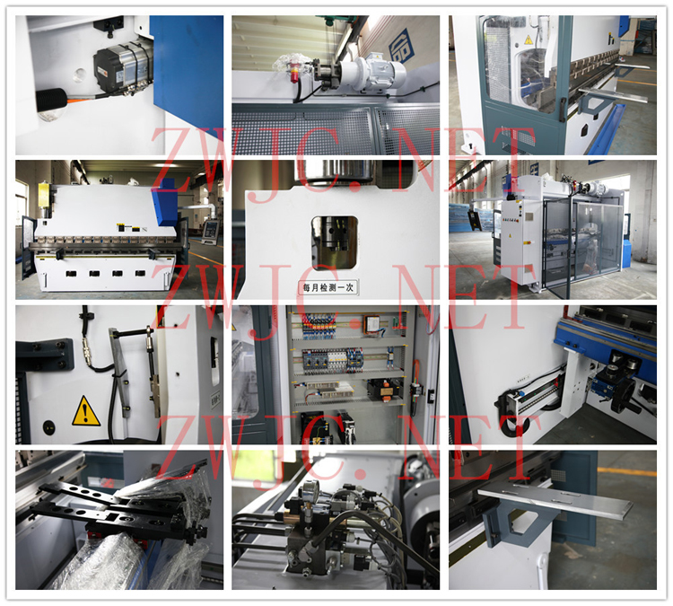 Competitive price shear brake and slip roll machine on sale