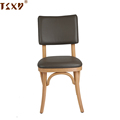 Japanese style restaurant used wooden dining chair