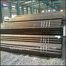 Big O.D. Carbon Seamless Steel Pipes Power Plant Field Fluid Transportation System