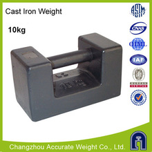 M1 20kg cast iron weights, counter balance crane, Weights to calibrate scales