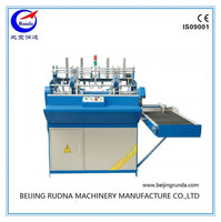 single and multiple paper sticking machine for book