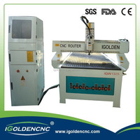 wood cnc router cheap prices/cylinder cutting machine/woodworking manual cnc engraving router