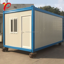 Malaysia Flat Pack New Design Finished Steel 20 Feet Expandable Living Container House