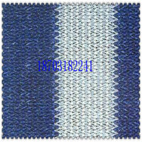 Cheapest!!!Blue and white balcony shade net