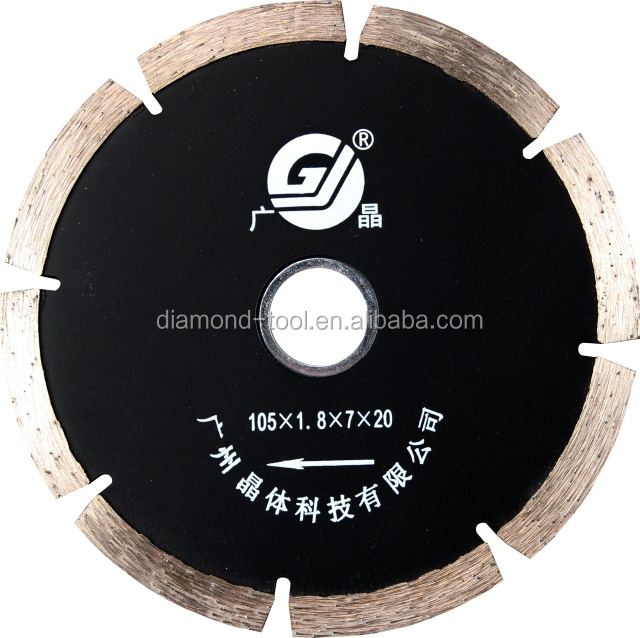 Guangjing Sharpening Saw Blade Diamond Cutting Disc