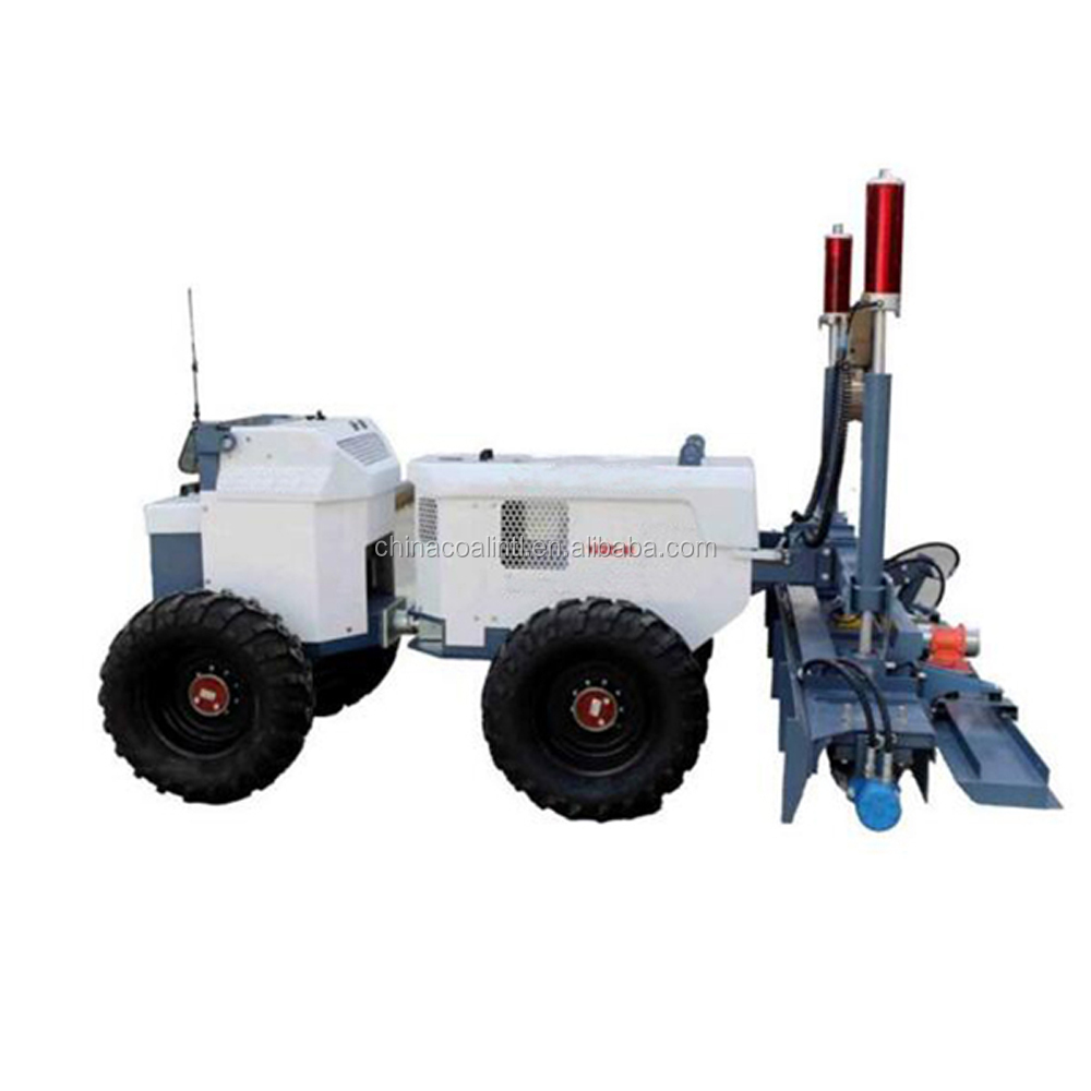 Hot Sale In Progress! YZ25-4E Concrete Laser Screed Machine