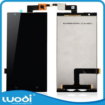 Spare parts lcd screen for ZTE ZMAX Z970