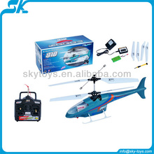 Gift rh-810-2 RC 2ch/4ch Electric micro Helicopter, remote control helis toys The best selling in 2016
