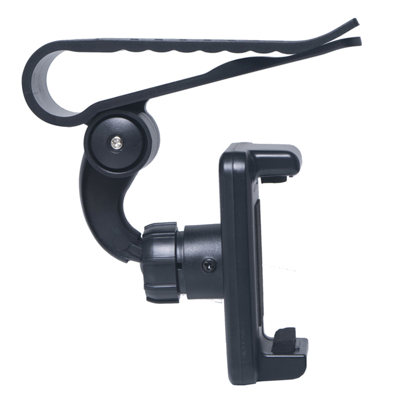 Universal Mobile Phone Sun Visor Mount Car Holder For iPhone iPad Samsung