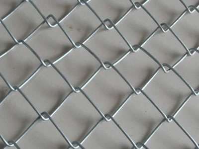 5% off galvanized diamond chain link wire mesh fence wholesale
