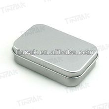 rectangular small mint tin can wholesale