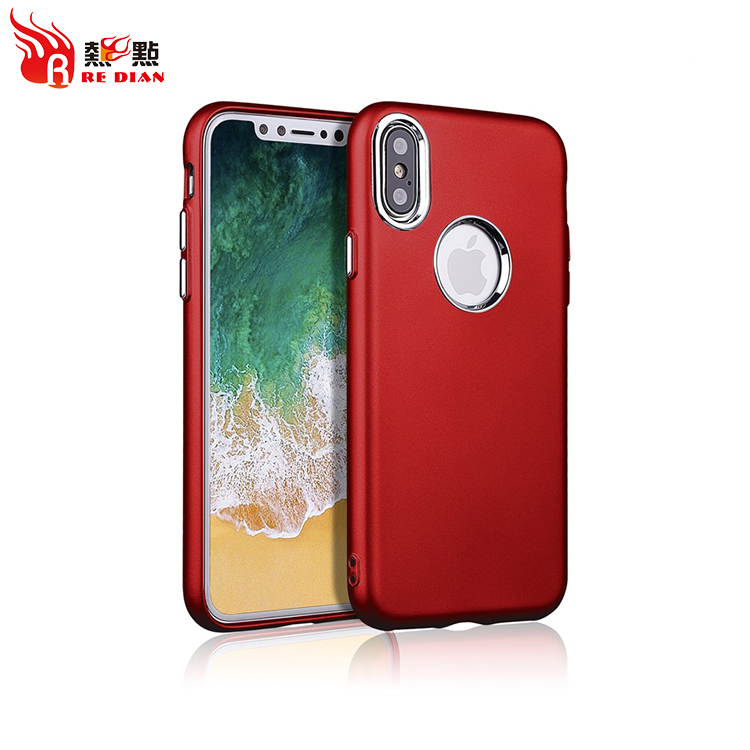 Odm mobile phone protective back case shockproof cover for iphone X , tpu phone protective shell for iphone X case