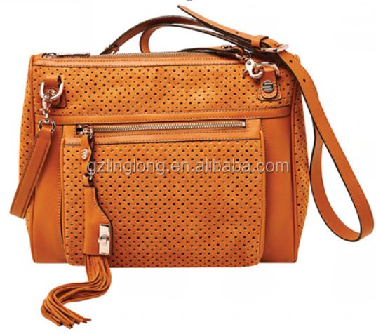 Small messnger pu leather bag for girls
